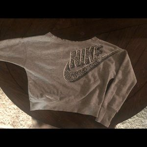 Crop top Nike sweater